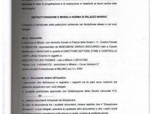 Milano incarichi vari consulenze