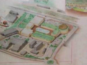 Aosta progetto nuova piastra  amministrativa -commerciale
