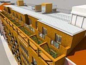 Milano - Realizzazione Residenziale