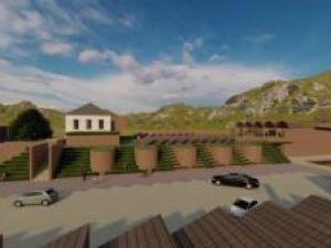 nuova scuola a Magliaso  (CH) proposta progettuale