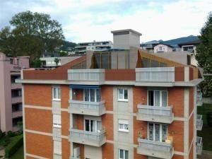 Lugano - progetto incremento volumetrico